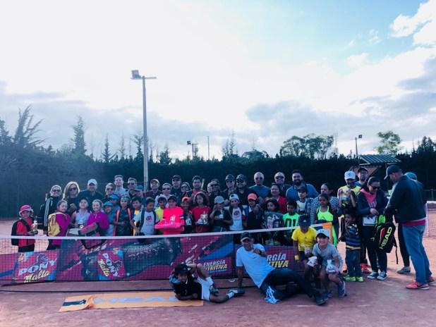 Circuito Tenis : Cali será sede de la primera parada del circuito infantil pony malta