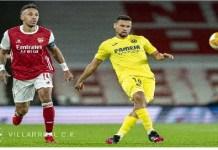 EUROPA LEAGUE - Arsenal VS Villarreal