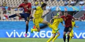 EURO 2020 - Spain VS Sweden