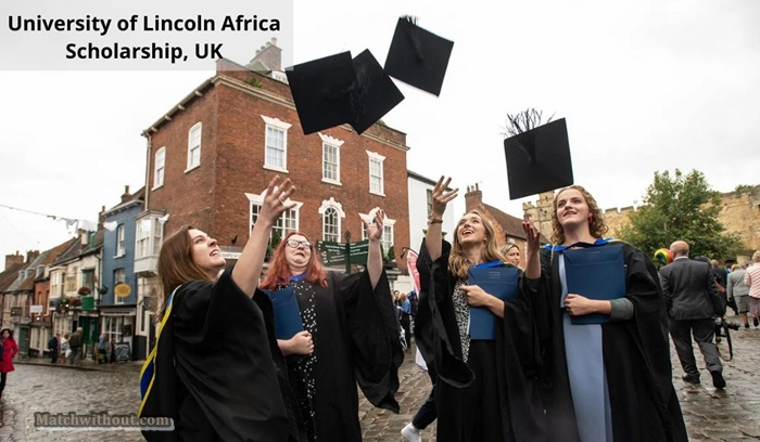 University Of Lincoln 2021 Africa Scholarship Application