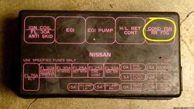 96 240sx fuse diagram  mercruiser solenoid wiring diagram