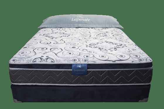 Natural foam mattress