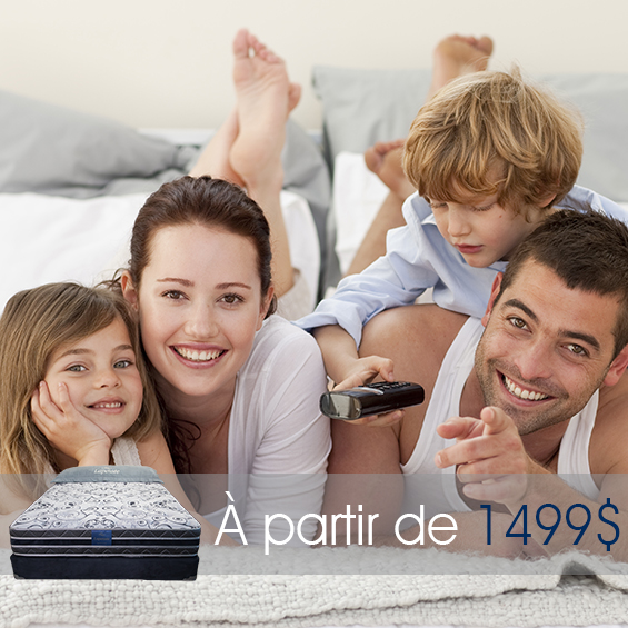 Collection Confort Excellence Produit Matelas Lapense
