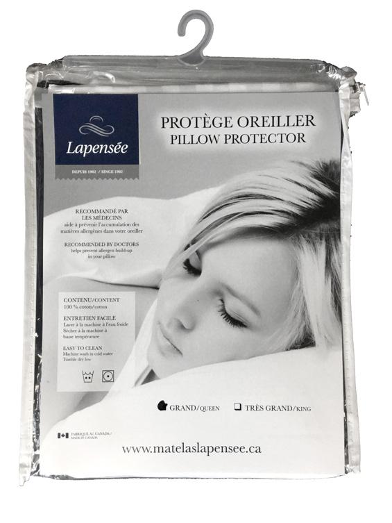 Protège oreiller – Confort