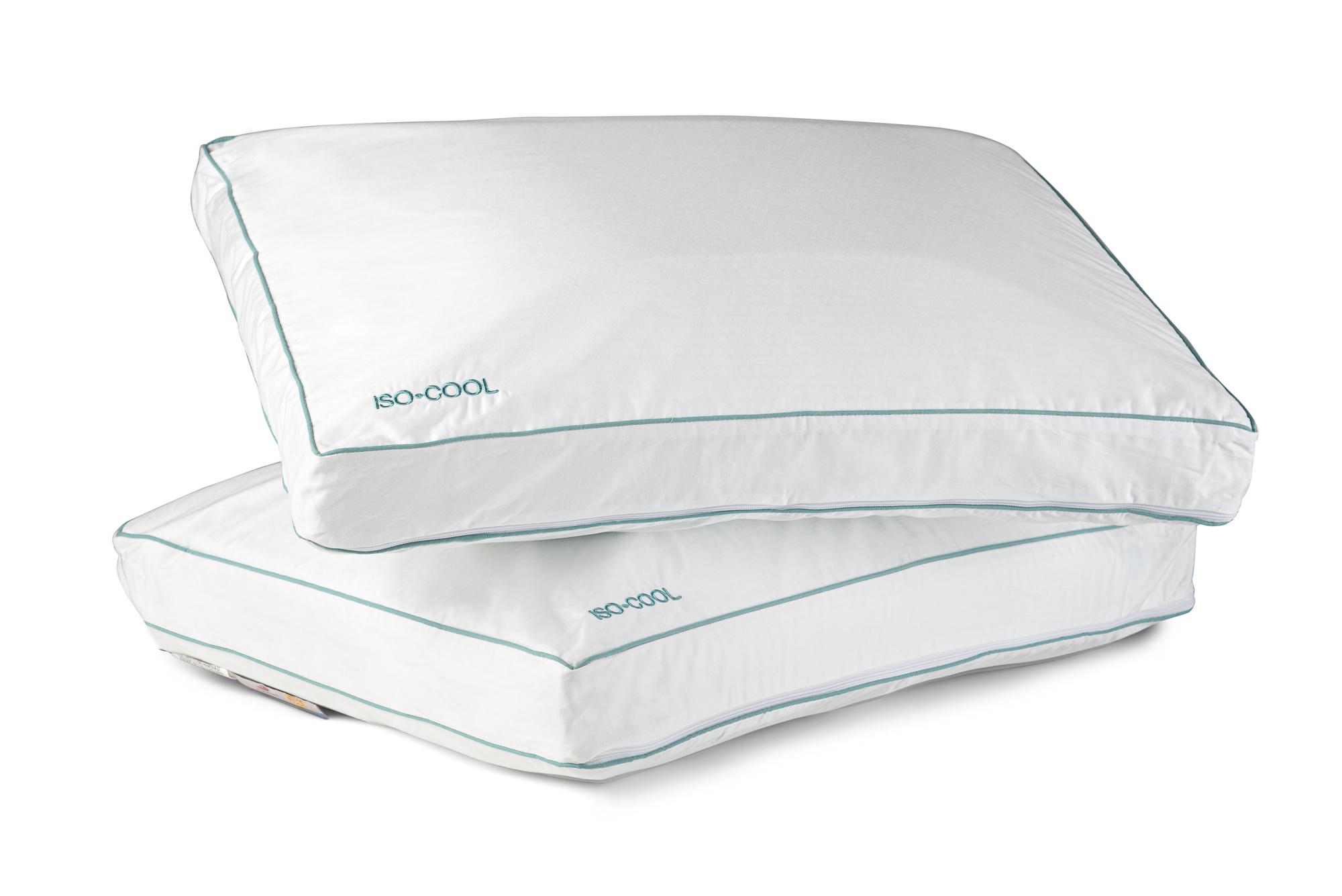 isotonic side sleeper pillow