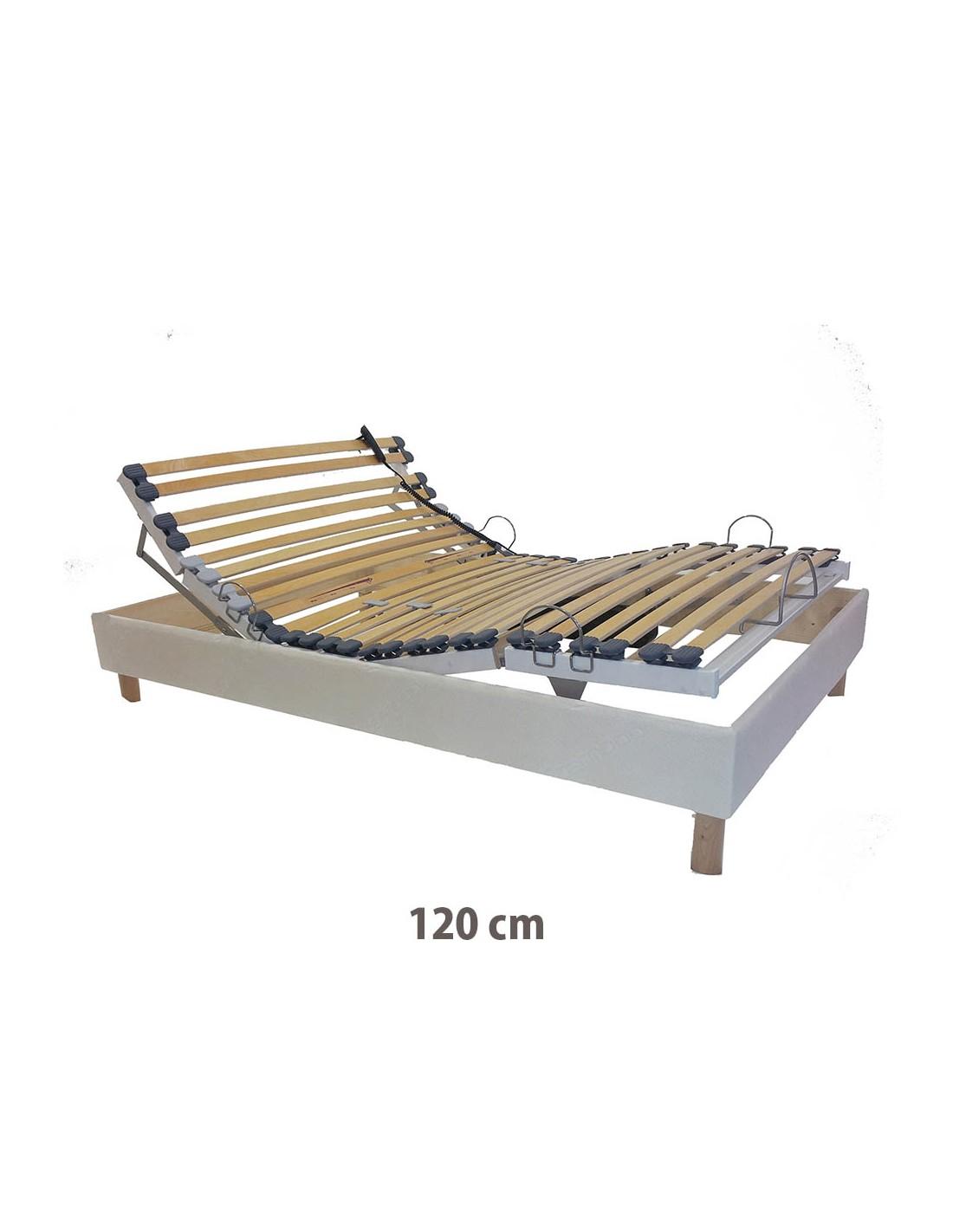 sommier electrique de relaxation 120x190