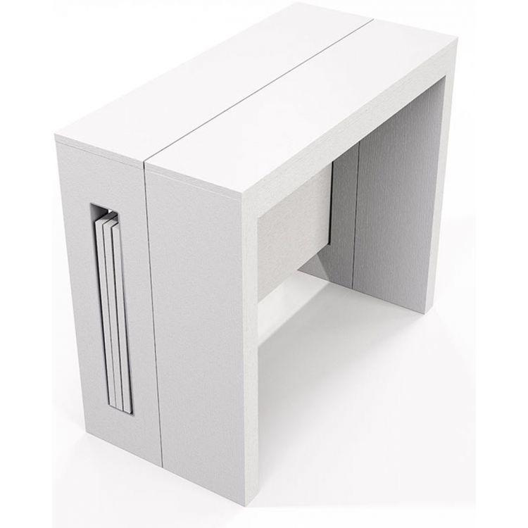 table console extensible contemporaine louisiane