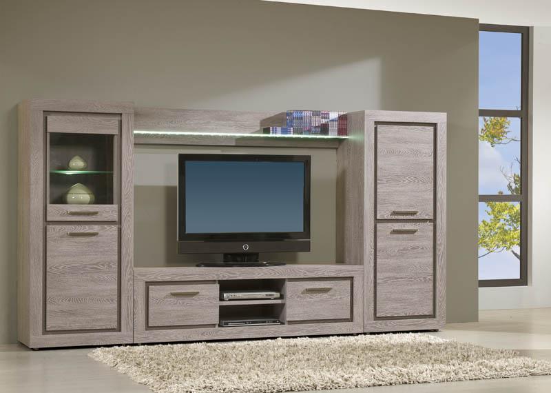 meuble tv 2 colonnes gloria
