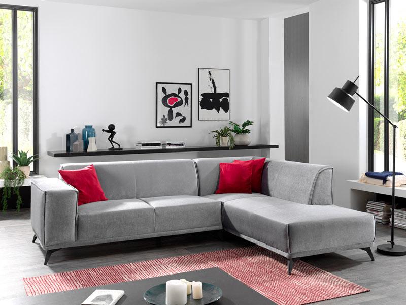un canape d angle pour un salon design