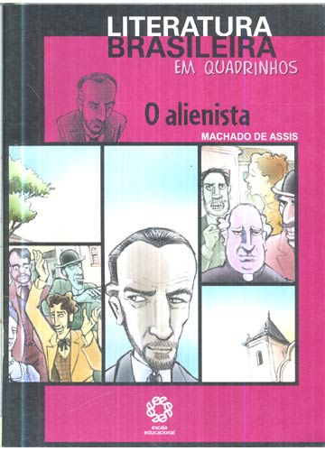 Download do Livro – O Alienista em HQ – Matematicapremio