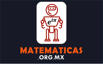 Logo for Matematicas.org.mx