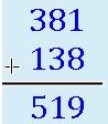 doğal sayılarda toplama işlemi