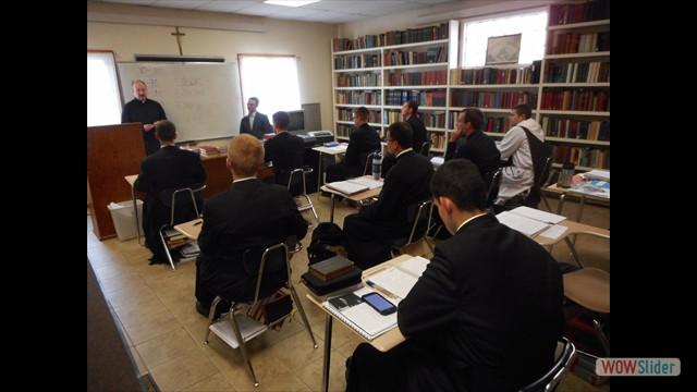 Ecclesiastical History Class