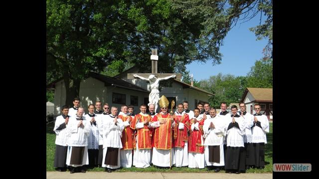 Ordinations May 2017