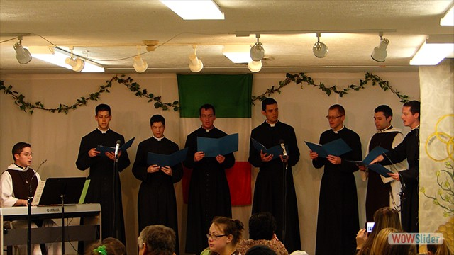 Irish Program for the MICC Parish