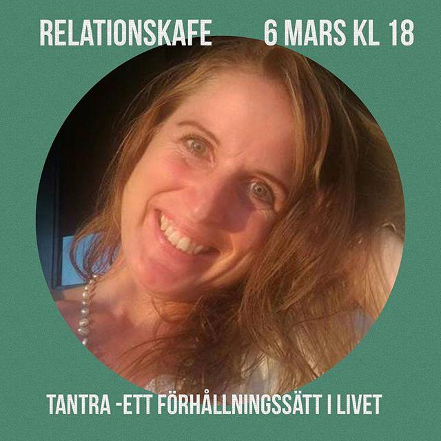 Relationscafe: Tantra – ett förhållningssätt i livet.Gäst idag är Paula Nygren!TID: Tisdag 6 mars kl. 18.00-19.30PLATS: Materia Pop Up, Järntorgsgatan 6, Göteborg(mitt emot biografen Draken, Järntorget)Det pratas mycket om tantra nuförtiden, på alla möjliga sätt, är tantra den nya yogan? Det finns böcker, föreläsningar och kurser men vad är egentligen tantra? Gäst idag är Paula Nygren, välkänd för många och en av dem som både förmedlar kunskap och ordnar kurser med tantriskt innehåll. Dan Götharsson och Paula Nygren kommer föra ett samtal om tantra och på vilket sätt tantra kan förändra tillvaron, och kanske hela livet, för den som verkligen tar in tantran i sitt hjärta. Vi kommer dela med oss av våra tankar, funderingar och erfarenheter. På relationscaféet kommer vi att prata om vad ett tantriskt liv i praktiken kan innebära och hur det kan se ut, så tydligt och nära det bara går. Vi ställer frågor som: Kan alla vara tantriska? Vad är skillnaden mellan att leva med och utan tantra? Måste det vara så långsamt och handlar det bara om sex och vad är i så fall tantrasex? Kan man lära sig tantra även utan en partner? Under denna tantriska afton är alla frågor är tillåtna, ju tydligare desto bättre.Vad är ett relationscafé? Ett relationscafé är en föreläsning och ett öppet samtal om relationer och mötet mellan människor. Dan Götharsson, familjeterapeut, sexolog och socionom på Göteborgs relationsbyrå, presenterar dagens ämne med en kortare föreläsning och därefter släpper han samtalet fritt. Som gäst kan du prata och delta aktivt i samtalen, eller bara ta en fika, äta något och lyssna. Inträde 100 kr (swish, kort eller kontant.) Fika och mat finns att köpa på Café Materia Pop Up. Vill du veta mer om Paula Nygren - se www.lustinlife.seVill du läsa mer om Dan Götharsson och Göteborgs relationsbyrå besök gärna www.göteborgsrelationsbyrå.seVarmt välkommen!