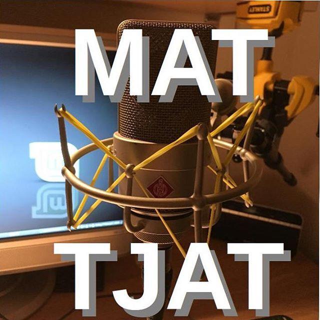 Lyssna på vår nya podcast: Mattjat. Du hittar avsnitt 1 på iTunes, Acast, Podbean, Pocket Cast eller där du brukar hämta dina poddar. Direktlänk för vår feed är http://www.materia.nu/feed/podcast/