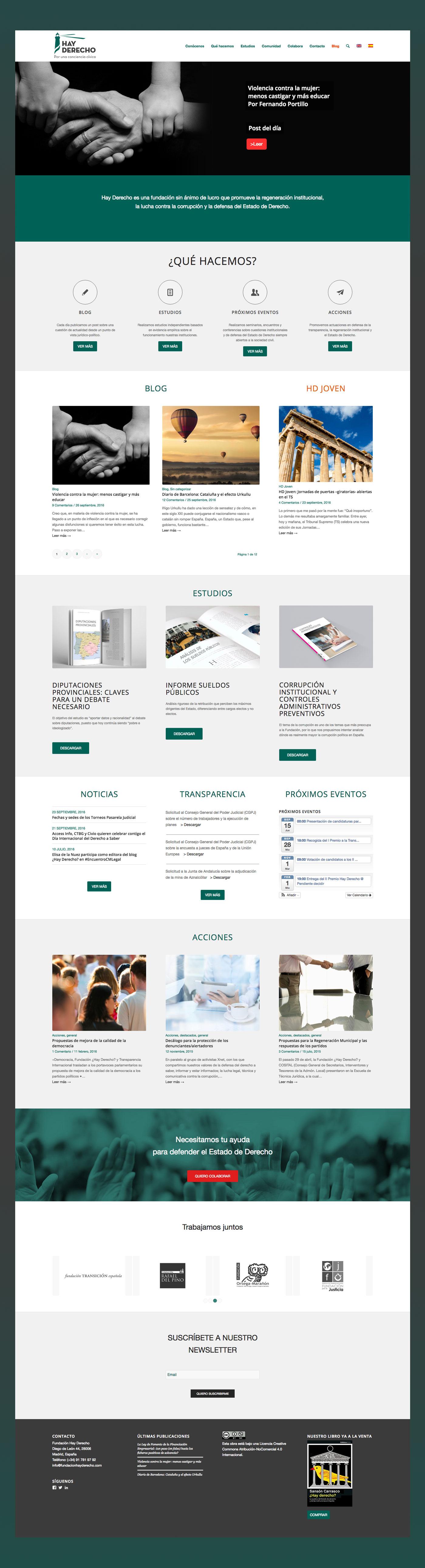 fundacion-hay-derecho-diseno-grafico-web