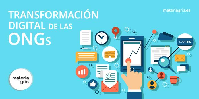 transformación digital en las ONGs, Conceptos, soluciones