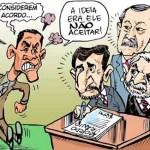 Brasil desmascara plano de guerra dos EUA para saquear o Irã