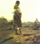 Guerra do Paraguai - destruição