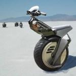 Mobilidade urbana: a moto tipo scooter com uma roda só