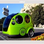 AirPod – o carro ecológico movido só a ar comprimido