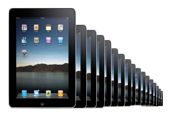 iPads nacionais
