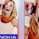 Vacilo em anúncio de Smartphone da Nokia promove iPhone da Apple