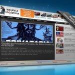 Movimento SOPA Blackout Brasil pela liberdade na Internet