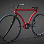 Twist Bike – uma bicicleta conceito minimalista