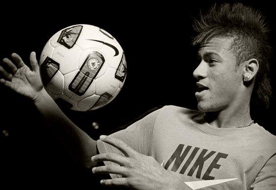 Nike patrocinadora jogador Neymar