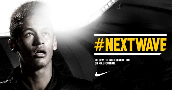 Campanha da Nike com Neymar