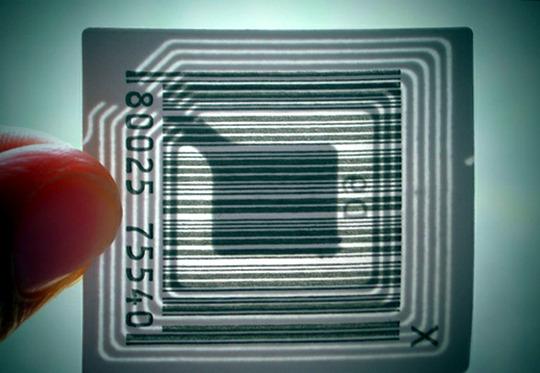 Controle social com implante de microchips