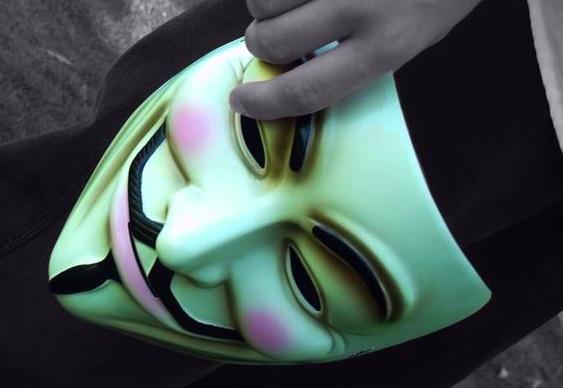 Símbolo do Anonymous