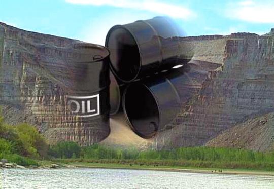 Reservas de petróleo nos EUA