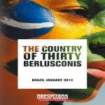 Repórteres Sem Fronteiras: Brasil, a Terra dos trinta Berlusconis