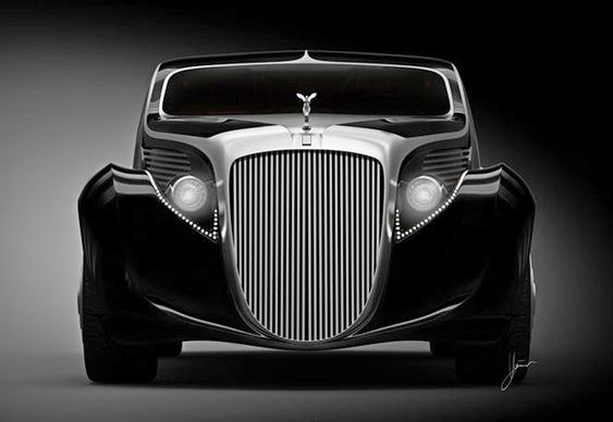 Automóvel Rolls-Royce