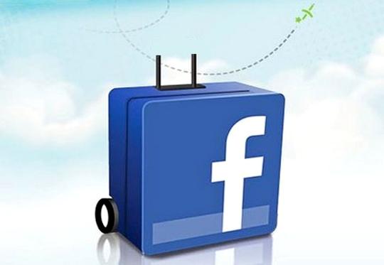 Facebook - rede social chata