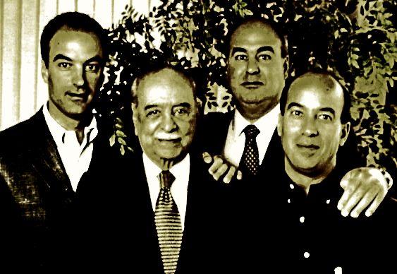 Família Marinho - Rede Globo