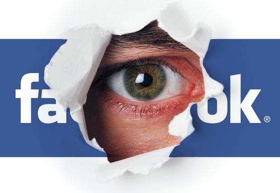 Filhos fogem da rede social