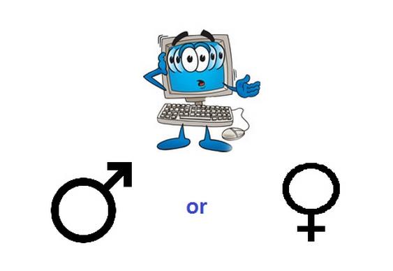PC macho ou fêmea