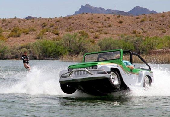 Jeep Panther Watercar