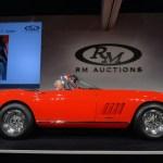O segundo carro mais caro do mundo é uma antiga Ferrari 1967