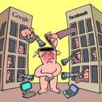 Governo dos EUA transformou Google e Facebook em espiões