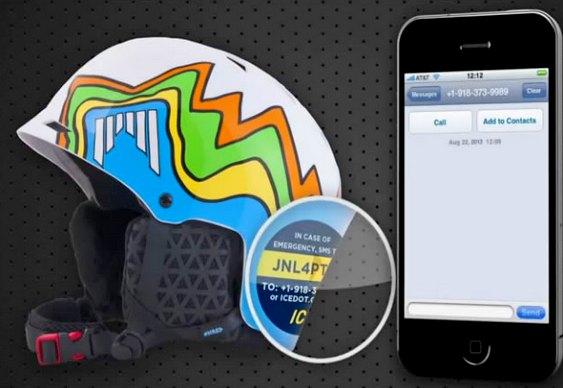 Sensor ICEdot de acidentes