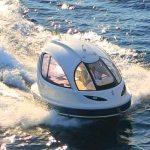 Sea Jet Capsule: o mini-iate para a classe média curtir o verão