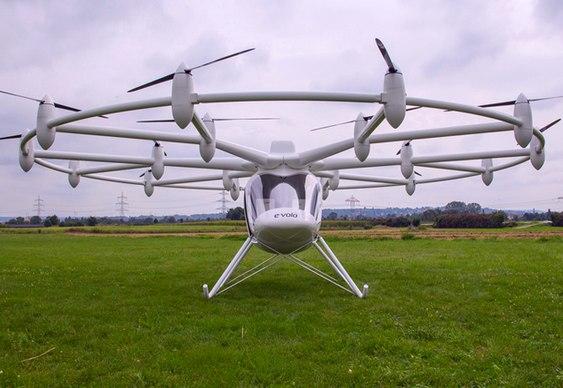 e-Volo VC200 Volocopter