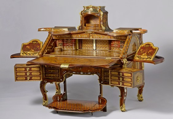 Abraham & David Roentgen Furniture