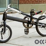Patibike ou Bikenete – a bike que se parece com um patinete